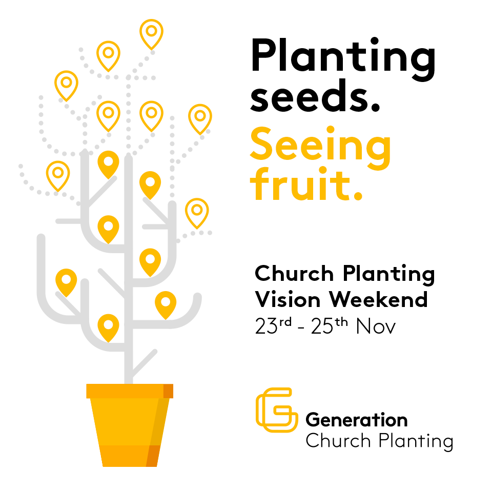 Church Planting Vision Weekend